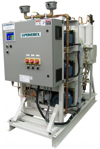 Open Scroll Compressor Stackmount