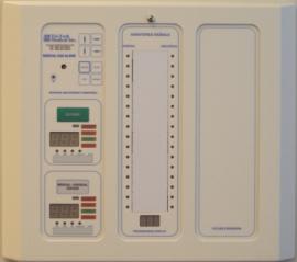 Combination Master-Area Alarm Panel