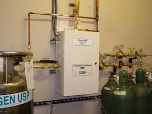 Medical Gas Hybrid Manifold
