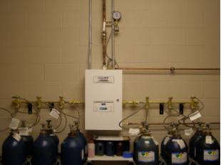 High Pressure Cylinder Manifold